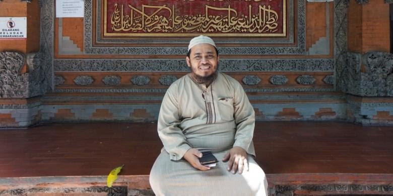 Warga Keturunan Arab Bersyukur Raja Salman Datang ke Bali Indonesia Mei 2017